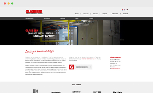 webdesign Glasbeek
