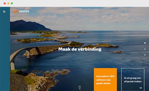 webdesign Nexios